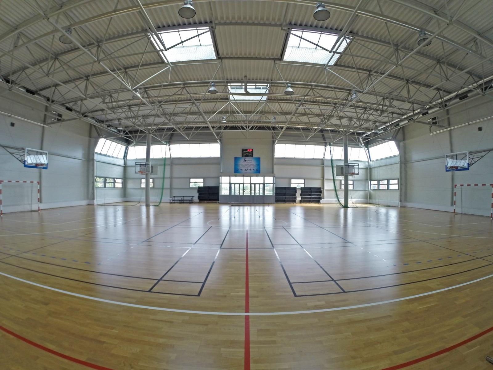 Modulio sporto salė (Prezidento g. 92, Tauragė)