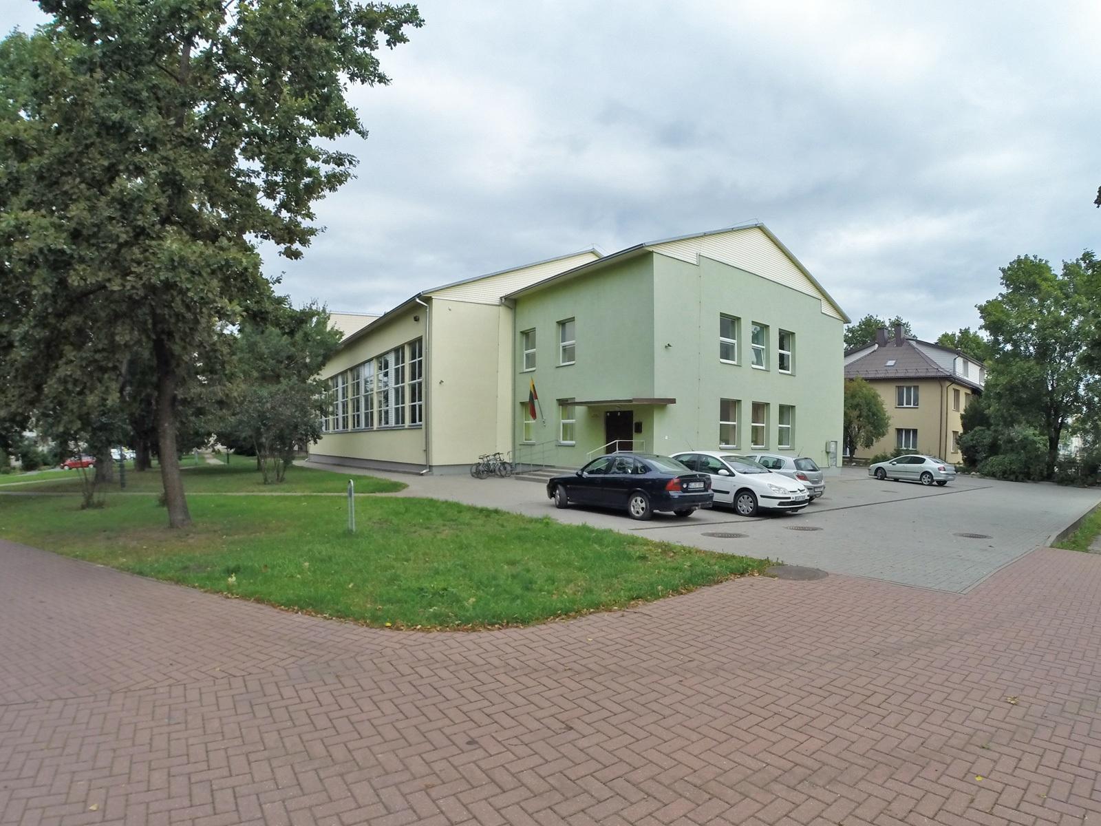 Sporto mokykla (Prezidento g. 27A, Tauragė)